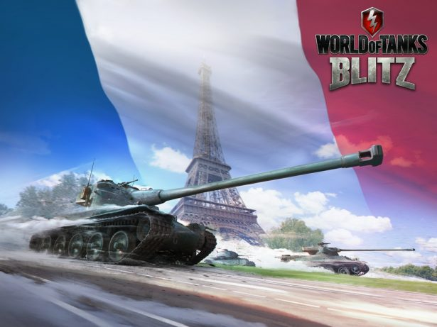 World of Tanks Blitz France
