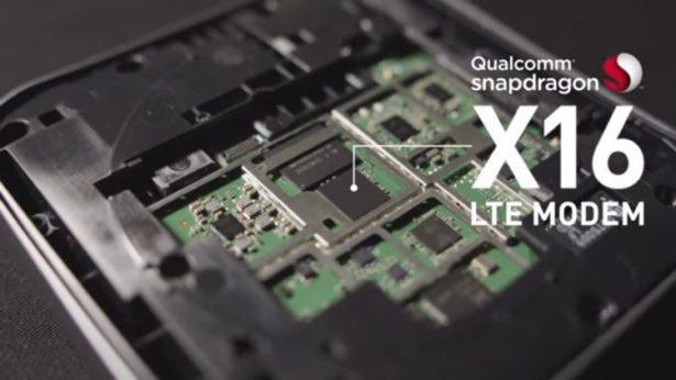 Компания ZTE представила смартфон стехнологией 5G