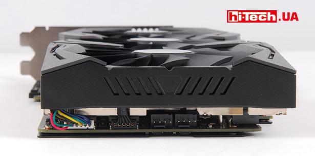 Разъемы ASUS FanConnect для подключения корпусных вентиляторов