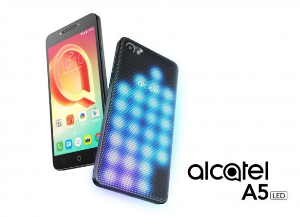 Alcatel A5 LED-1