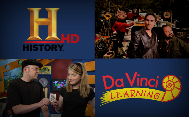 DIVAN-TV-History-Da Vinci Learning