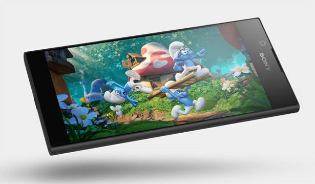 Экран Sony Xperia L1