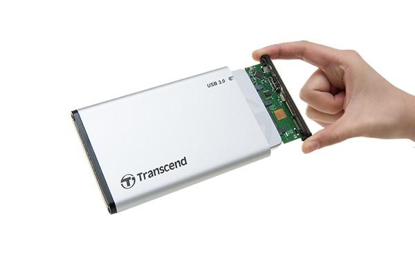 Transcend StoreJet 25S3