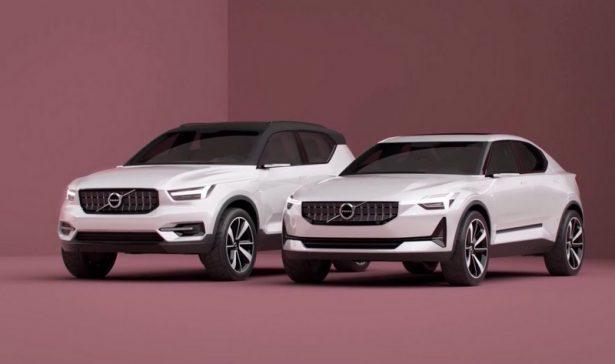 Volvo Concept 40.1 1