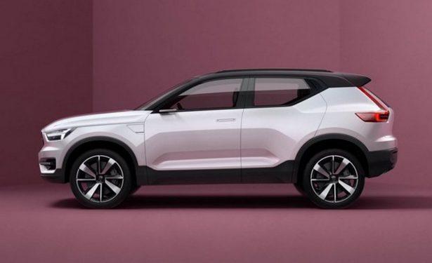 Volvo Concept 40.1 2