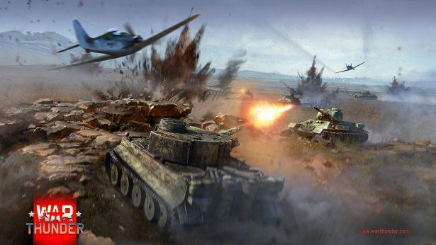 War Thunder 1.67