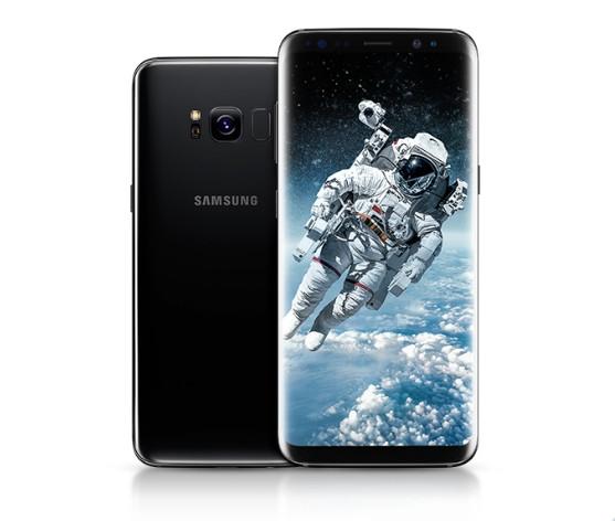 Мобильные телефоны Galaxy S8 иGalaxy S8 Plus представлены официально