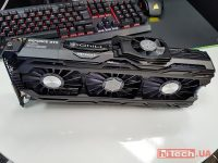 inno3D GeForce 1080 Ti iChiLL X3 at CeBIT 2017 01