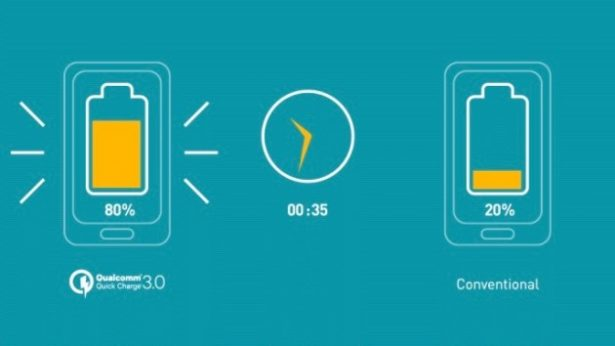 УHTC появился Power Bank стехнологией QuickCharge 3.0