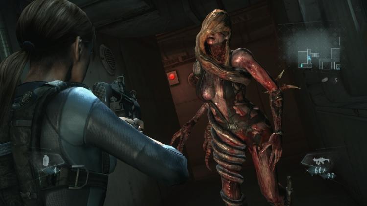 Resident Evil: Revelations выйдет на PS 4 иXbox One