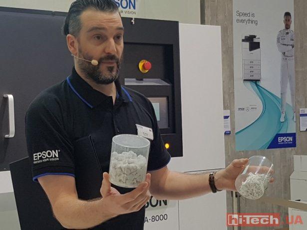 Epson PaperLab A-8000 CeBIT 2017 03