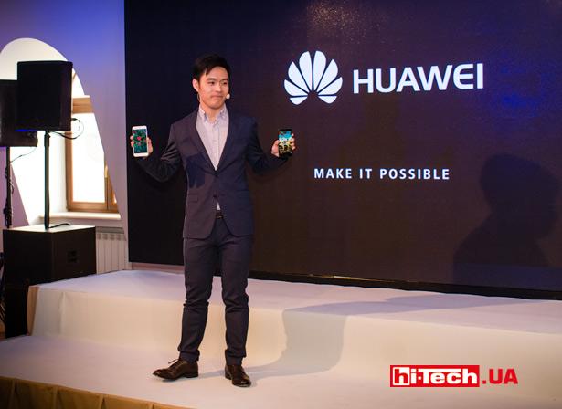 Кевин Джоу, Huawei