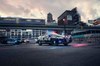 Police Ford hybrid