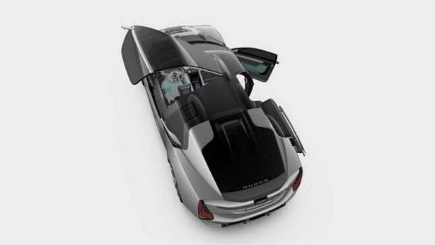 Qoros K-EV Koenigsegg 3