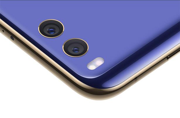 Двойная камера Xiaomi Mi 6 с разным фокусным расстоянием объективов