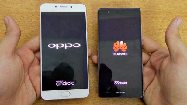 На китайском рынке смартфонов сменился лидер