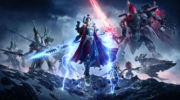 Скоро откроется открытая бета Warhammer 40 000: Dawn of War 3
