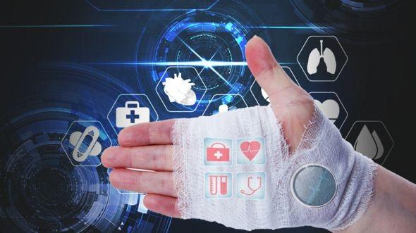 smart med bandage
