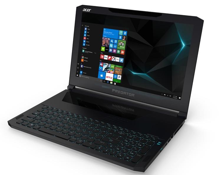 Next@Acer 2017: ноутбуки, устройства «2-в-1», 360-градусная камера и другие новинки