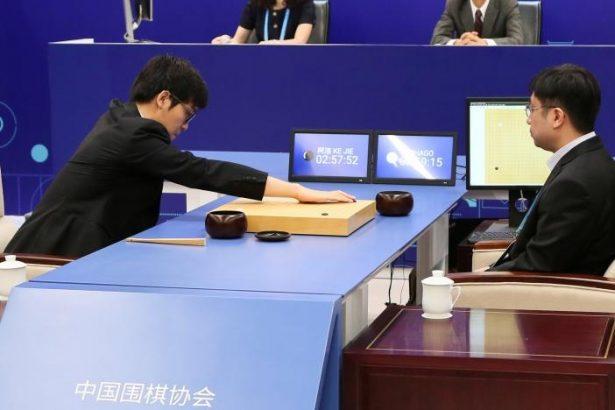 Программа AlphaGo обыграла лучшего вмире игрока вго