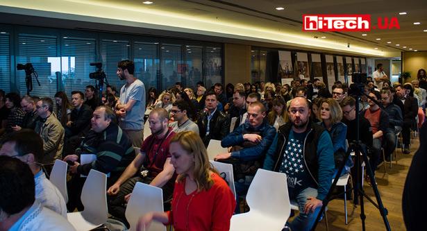 Презентация смартфонов Nokia в Украине
