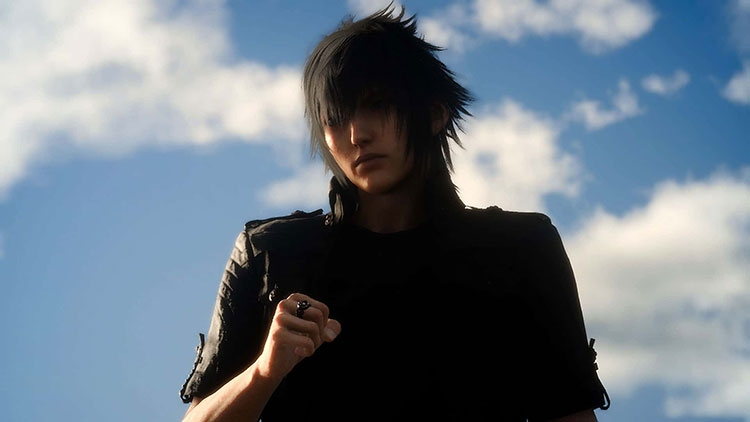 Square Enix тизерит крупный анонс поFinal FantasyXV наGamescom 2017