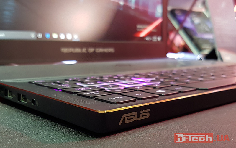 COMPUTEX 2017: геймерский ноутбук Aorus X5 MDполучит видеокарту GeForce 1080