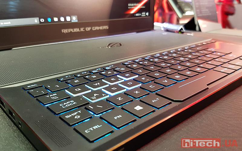 Computex 2017: Aorus показала игровой ноутбук толщиной менее 1 дюйма