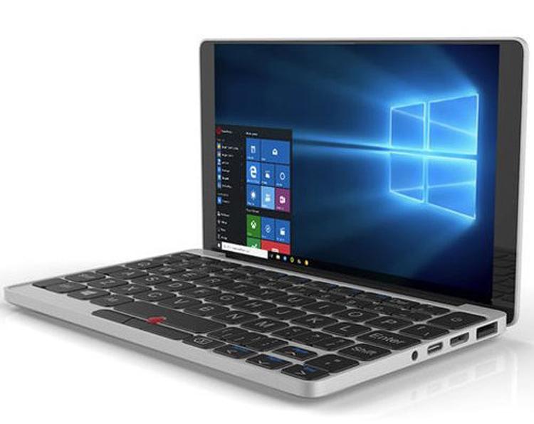 Вышел в реализацию мини-ноутбук GPD Pocket сдиагональю в7 дюймов