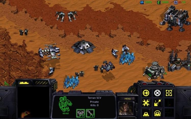 Blizzard перевыпустит классическую StarCraft