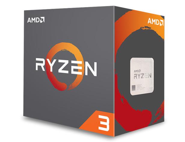 AMD Ryzen 3 коробочная версия