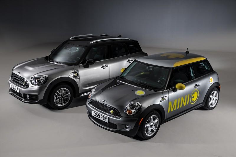 BMW electro mini