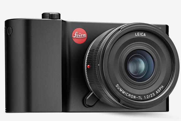 Leica выпустила беззеркальную камеру TL2