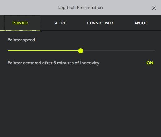 Logitech Spotlight sets 1