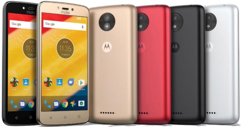 Бюджетные мобильные телефоны Motorola Moto C иСPlus сейчас и вгосударстве Украина