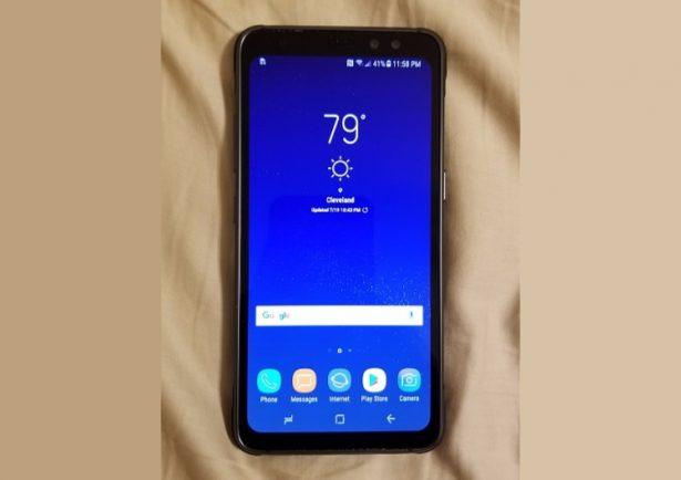 Samsung Galaxy S8 Active 1