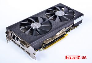 Видеокарта Sapphire Pulse Radeon RX 580 8GD5