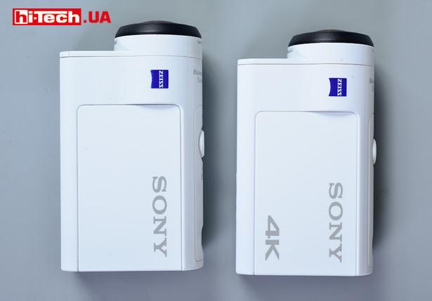 Сравнение Sony FDR-X3000 и HDR-AS300