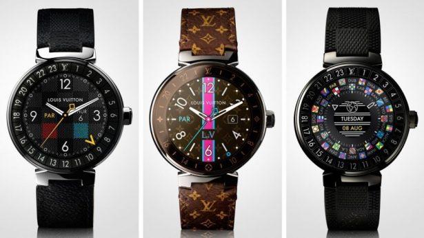 Louis Vuitton выпустил первые смарт-часы
