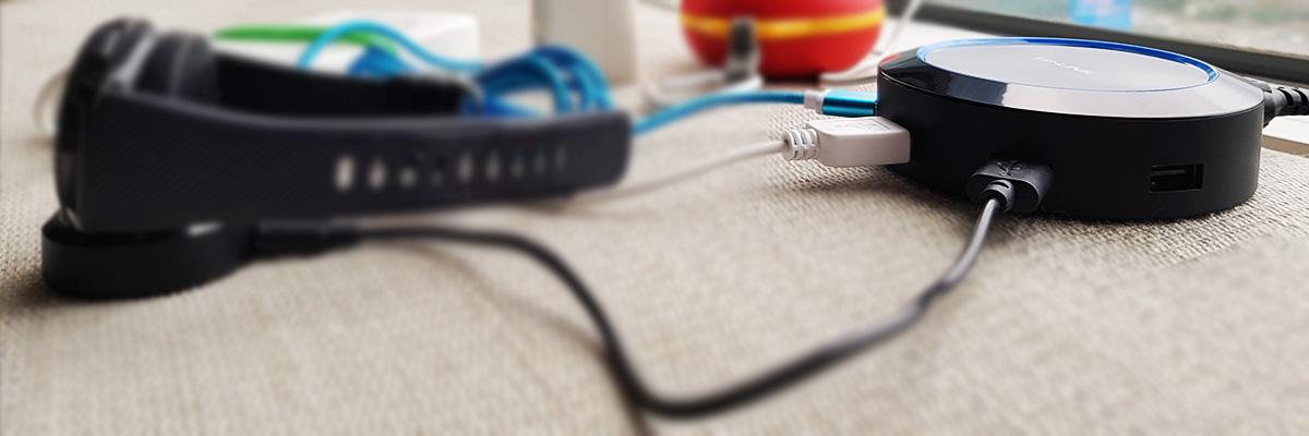 Тест зарядного устройства TP-Link UP540
