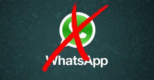 ВКитайской республике частично заблокировали WhatsApp