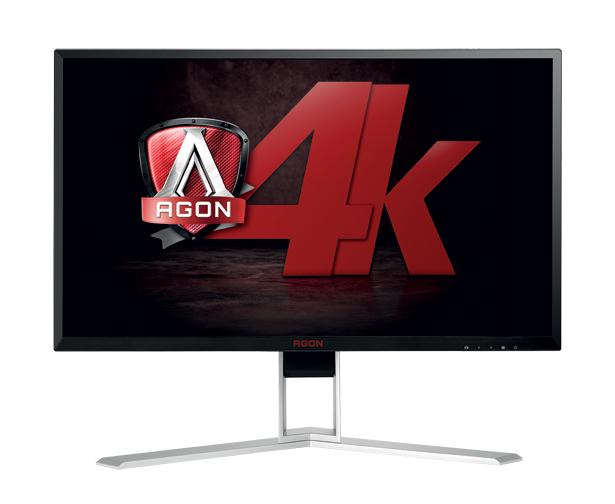 4K-монитор AOC с частотой обновления экрана 144 ГЦ