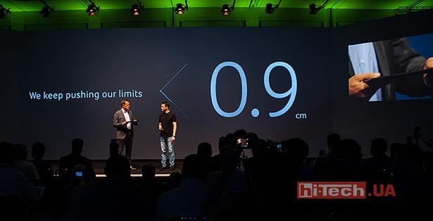 Презентация Acer Swift 5 на IFA 2017