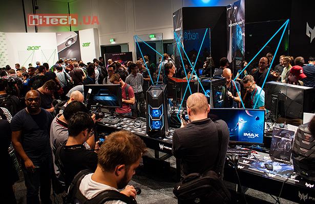 Acer Predator на IFA 2017