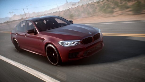 BMW M5 Need for Speed Payback 2
