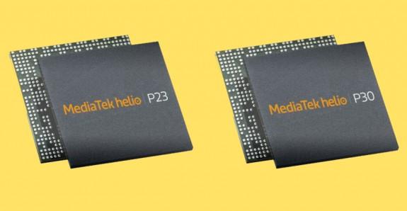 Helio P23 Helio P30