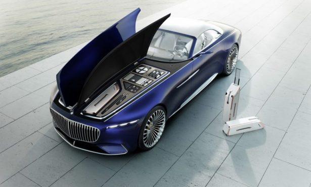 Mercedes-Maybach 6 Cabriolet 3