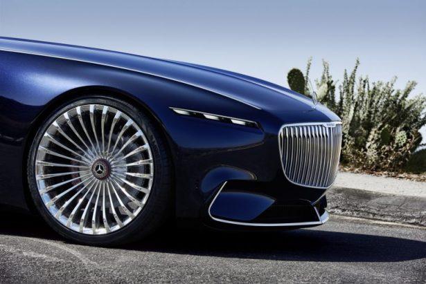 Mercedes-Maybach 6 Cabriolet 4