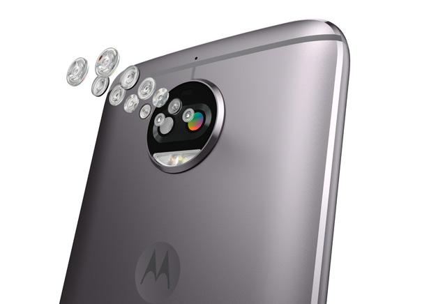 Двойная камера Moto G5S Plus