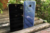 Samsung Galaxy S8+ Coral Blue 15